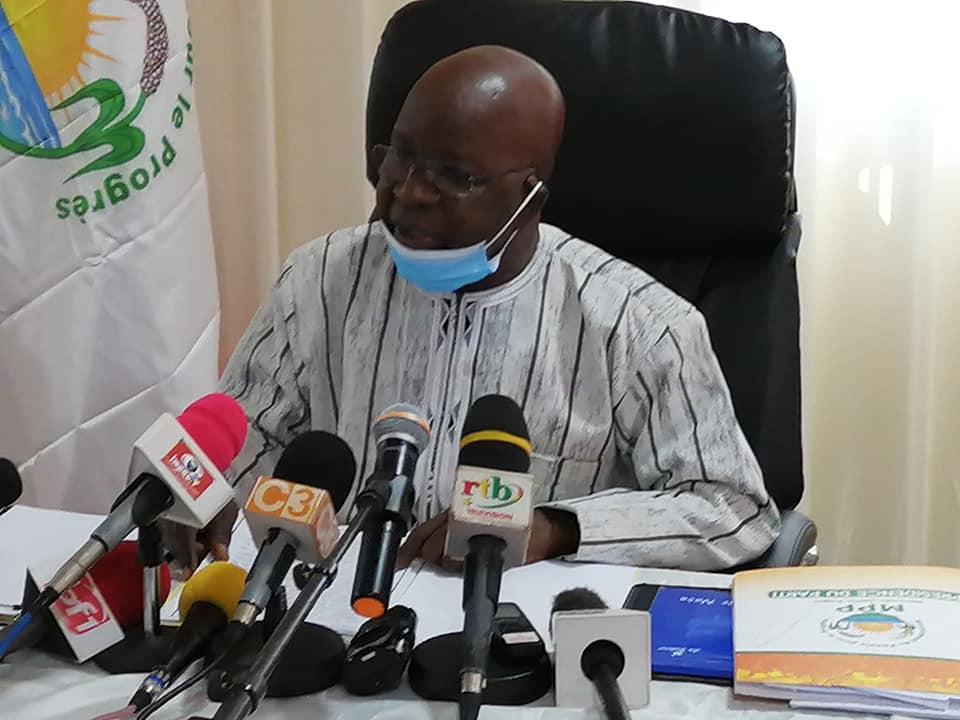"""Politique: """"l'agenda électoral national doit être scrupuleusement respecté"""" MPP"""