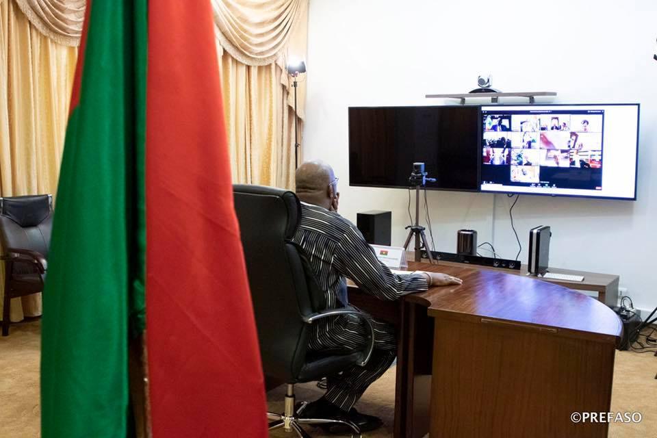 Coopération Afrique-Europe : le président du Faso plaide pour le respect des intérêts des populations respectives.