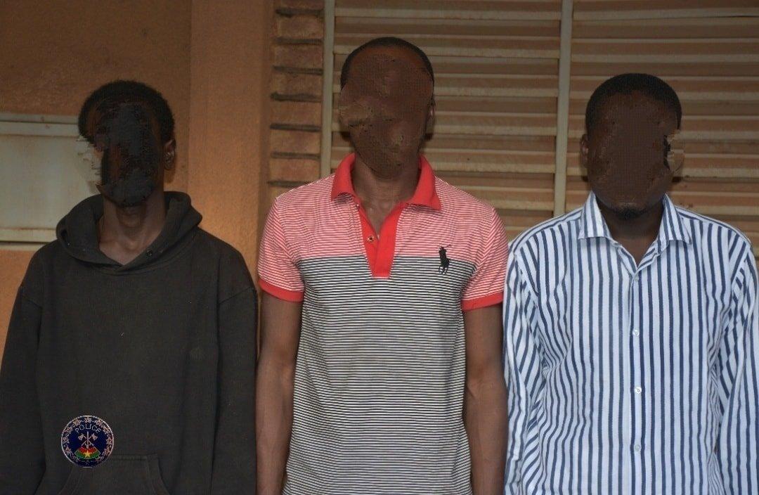 Burkina Faso : un réseaux  de blanchiment de capitaux démantelé