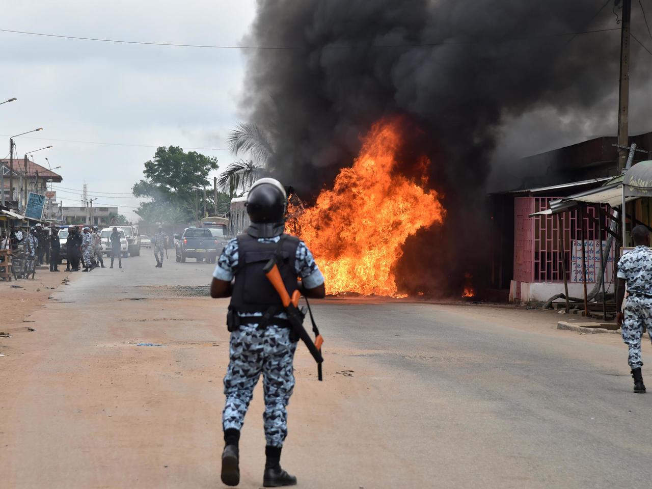 Côte d'Ivoire: l'ONU préoccupé par la situation