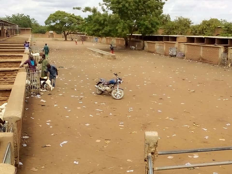 Fada N'gourma: Explosion au marché de bétail, voici ce qui s'est passé