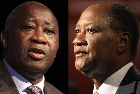 Côte d'Ivoire: les propositions de Alassane Ouattara à Laurent Gbagbo