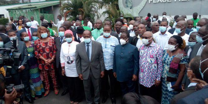 Côte d'Ivoire: l'opposition posent les conditions d'un éventuel dialogue avec le pouvoir en place