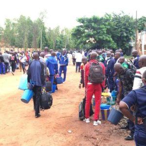 Coronavirus au Burkina: Voici la liste des 76 élèves de l'ENAM diagnostiqués positifs et sont dans la nature
