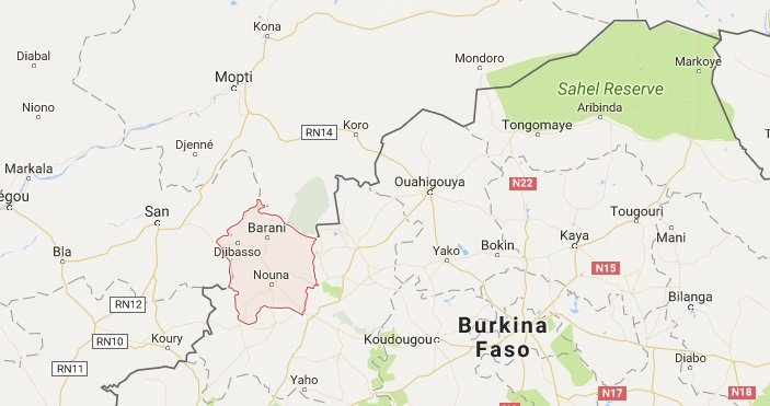 Kossi : trois personnes tuées à Kombori