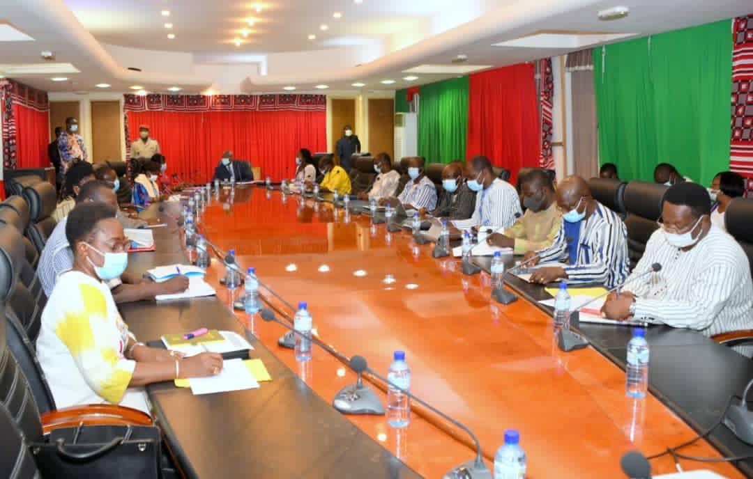 Burkina/COVID-19 : la maladie est actuellement à une phase de stagnation a Bobo Dioulasso