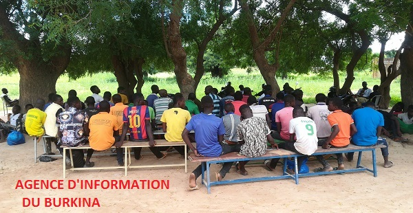 Trafic d'enfants : 70 gamins interceptés à Mogtédo