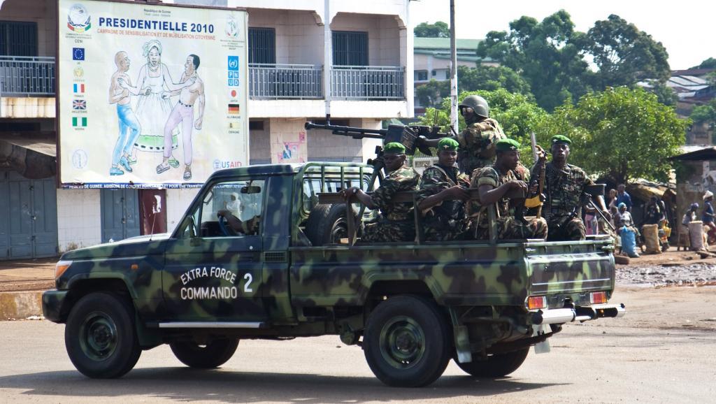 Guinée Conakry : Le commandant du camp militaire de Kindia tué par des hommes armés.
