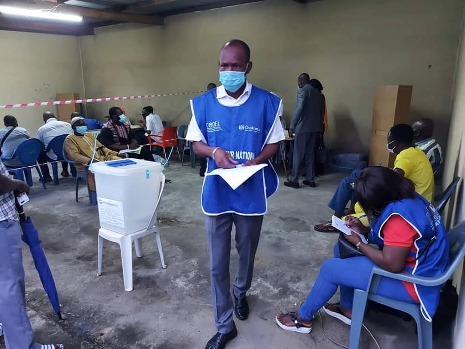Elections 2020 au Burkina Faso : Le direct des décomptes