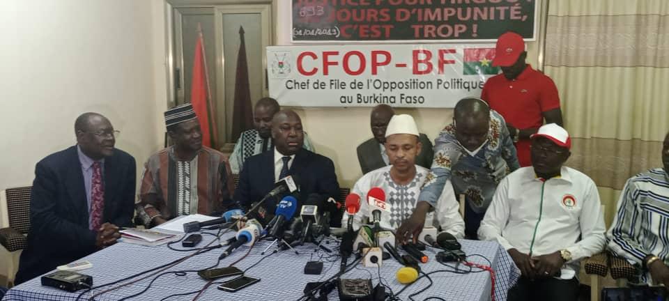 Elections 2020 au Burkina Faso: l'opposition crie à la fraude électorale