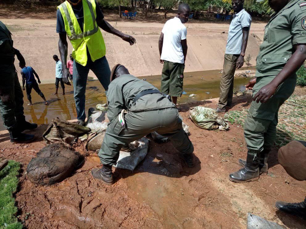 Ouagadougou: Lutte contre l'insalubrité dans la ville.