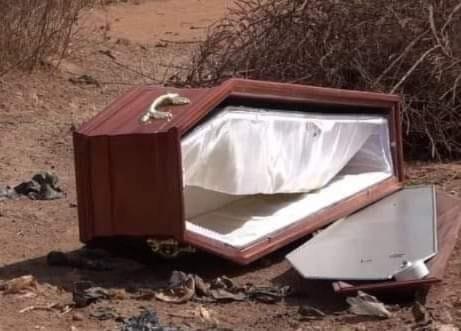 Affaire cercueil vide au cimetière de Dagnoin: la réaction de la police