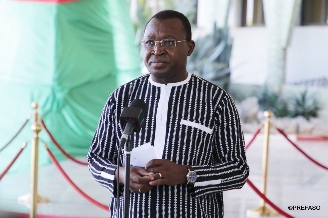 Burkina Faso: de nouvelles mesures contre le COVID-19