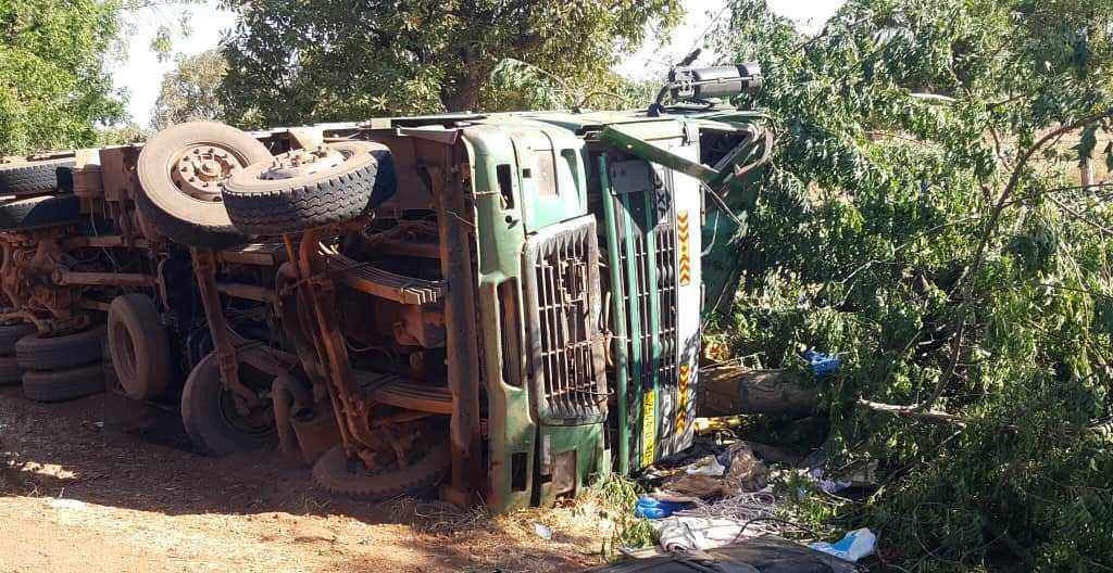 Zondoma : Trois morts et cinq blessés dans un accident à Zindiguessé