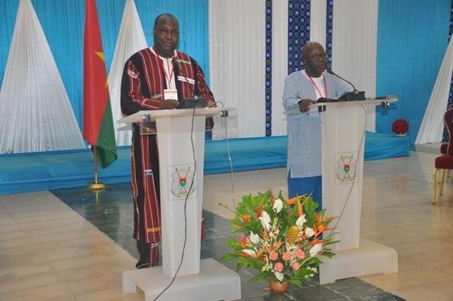 Politique: Zéphirin Diabré se réconcilie avec Simon Compaoré