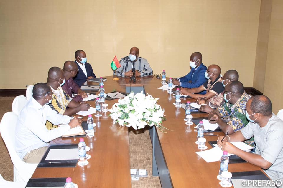 Djibouti : le président du Faso échange avec ses compatriotes
