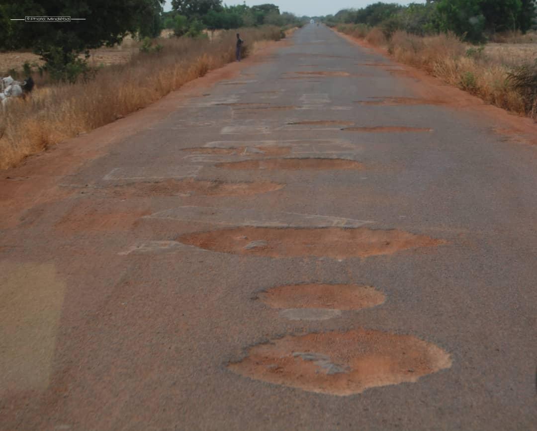 Route nationale Gounghin-Fada N'Gourma -frontière du Niger: voici pourquoi ça traine.