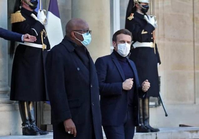 Coopération Burkina Faso-France : Roch Marc Christian Kaboré s'entretient à l'Elysée avec Emmanuel Macron