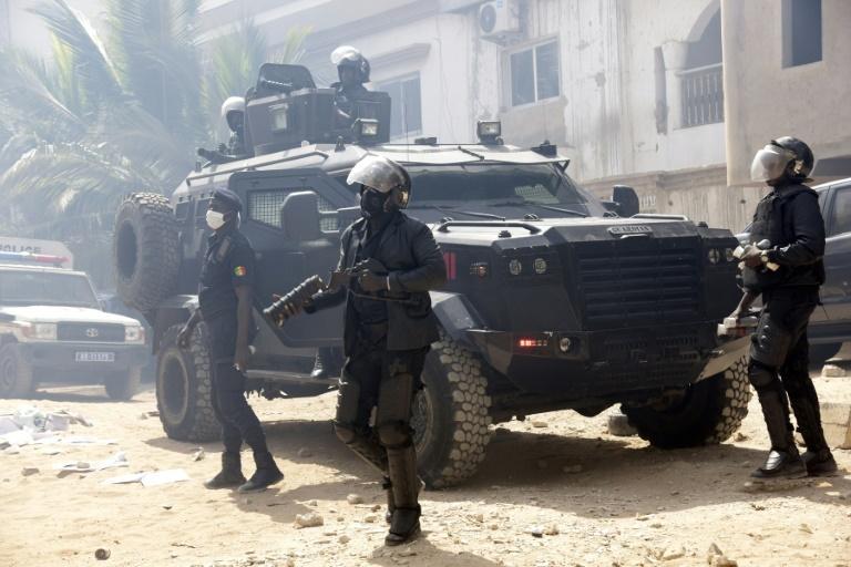 Sénégal: Ousmane Sonko, opposant sénégalais, accusé de viol
