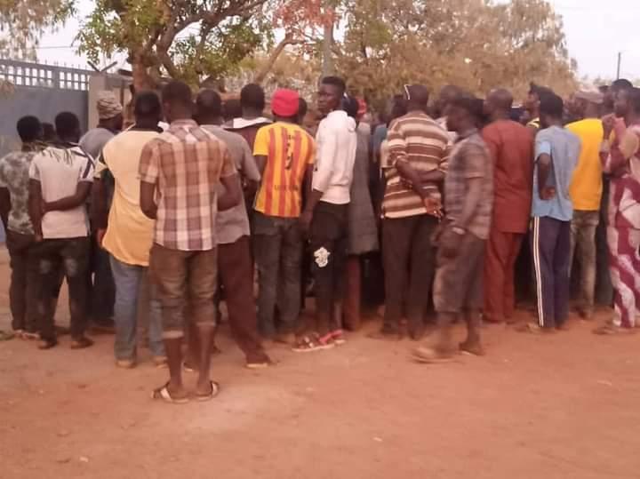 Kongoussi: des chauffeurs exigent la libération d'un des leurs
