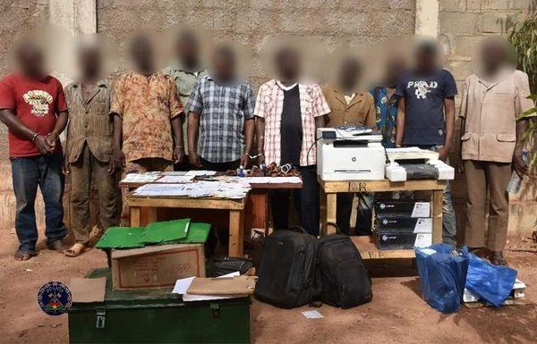 Ouagadougou: Un réseau de faussaires spécialisés dans la vente illicite des parcelles, mis hors d'état de nuire