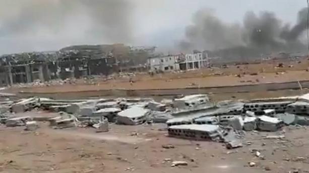 Guinée équatoriale : une centaine de mort dans l'explosion d'un camp militaire