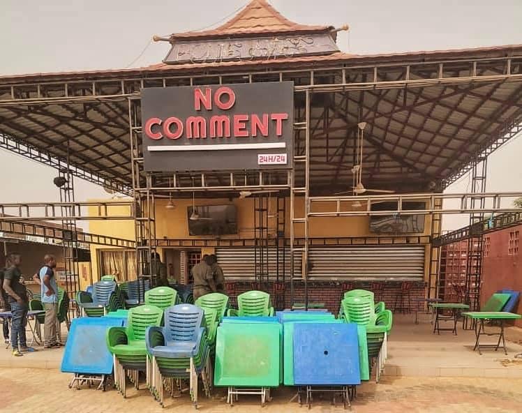 Ouagadougou: des maquis abritant des chambres de passe fermés