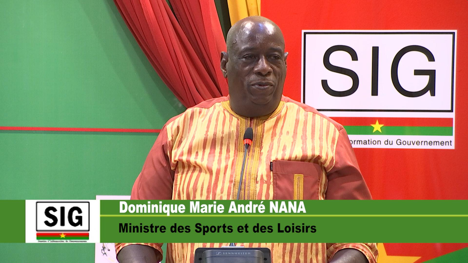Sport: Des actions entreprises pour la normalisation du stade du 4 Aout