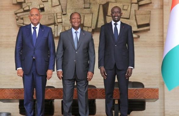 Côte d'Ivoire : le nouveau gouvernement de de Patrick Achi connu