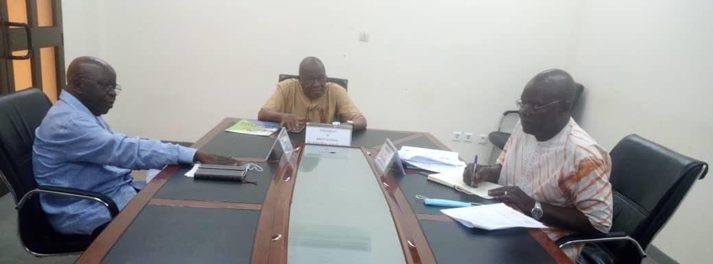 Grève des manœuvres occasionnels : Le Haut conseil rencontre Simon Compaoré pour une sortie de crise