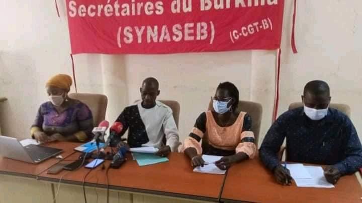 Ministère de la Fonction Publique: les secrétaires pas content de leur ministère