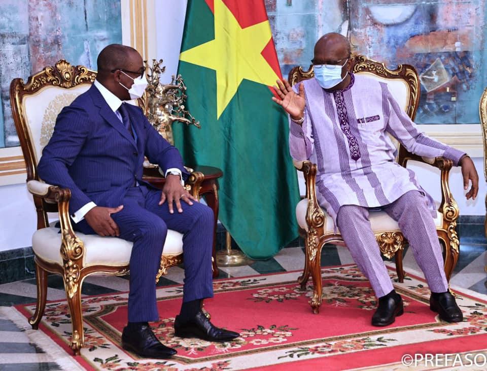 Banque Ouest-africaine de Développement : le président du Faso sollicité pour être le porte-voix de l'institution