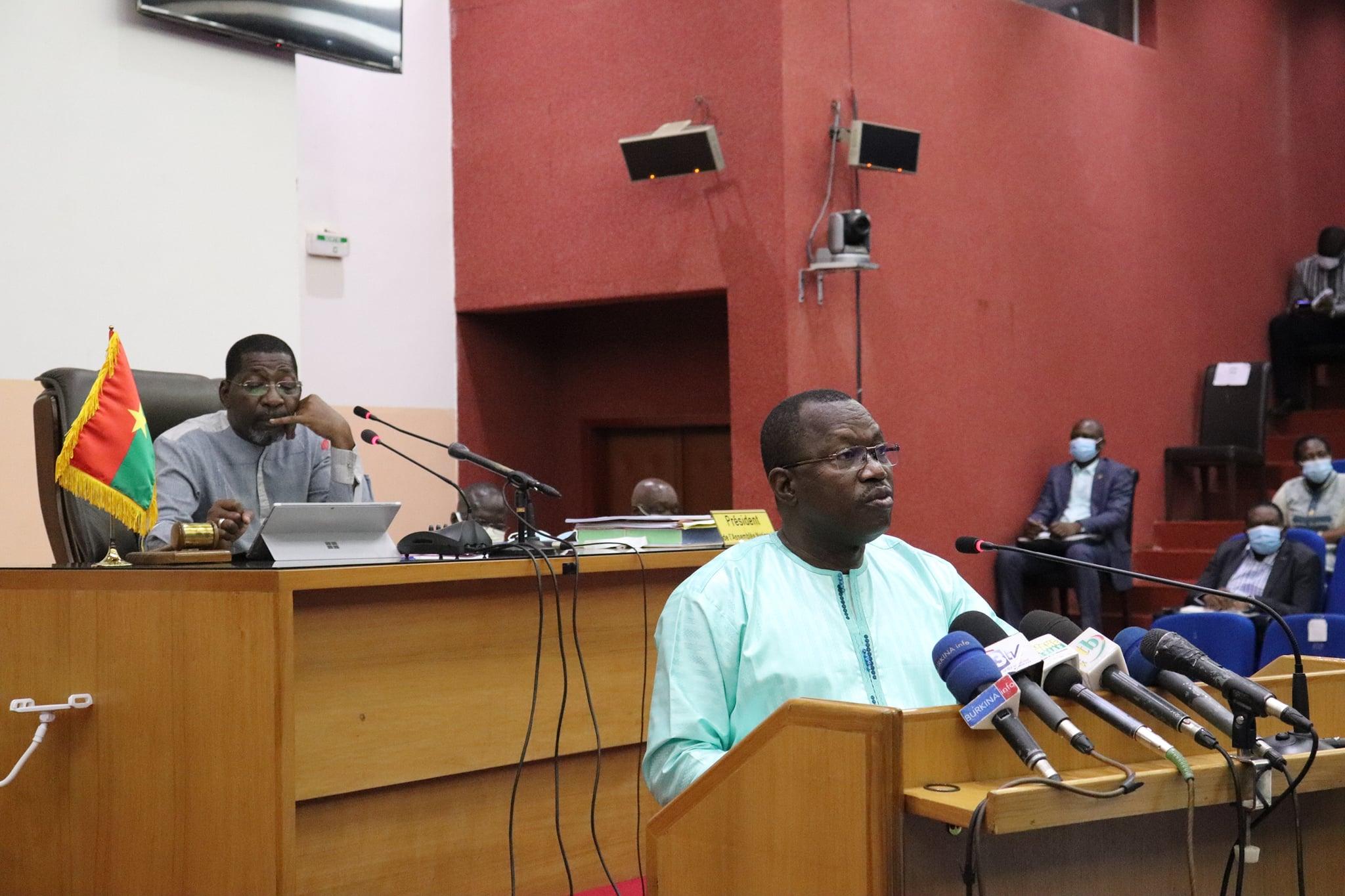 Economie: Le projet de loi de finances  rectificative, exercice 2021: adopté par la Représentation nationale