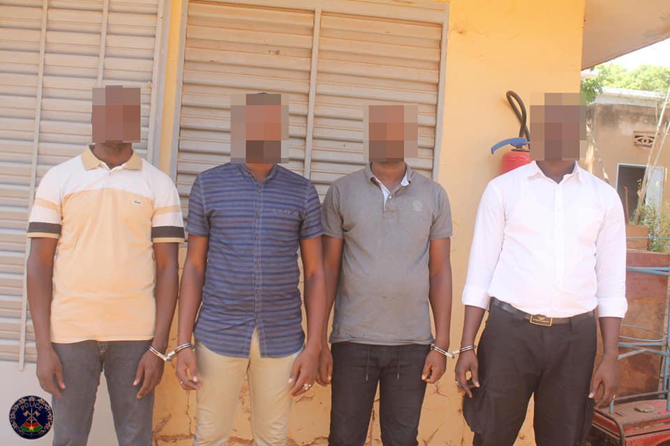 Lutte contre la fraude fiscale : Des présumés auteurs de fraude portant sur plus de 16 milliards de francs CFA mis aux arrêts par la Police Nationale.