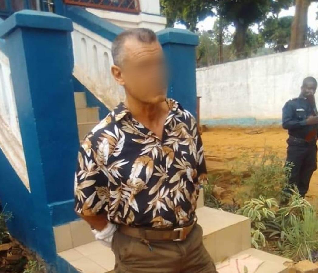 Centrafrique : arrestation d'un Français détenant un important arsenal