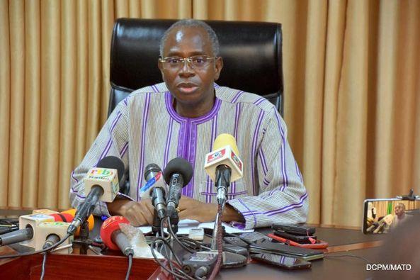 Mise en place du bureau de la CENI : « Nous ne faisons qu'appliquer les dispositions du Code électoral », Pengdwendé Clément Sawadogo