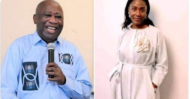 Côte d'ivoire: Nady Bamba , la deuxième épouse de Laurent Gbagbo brise le silence