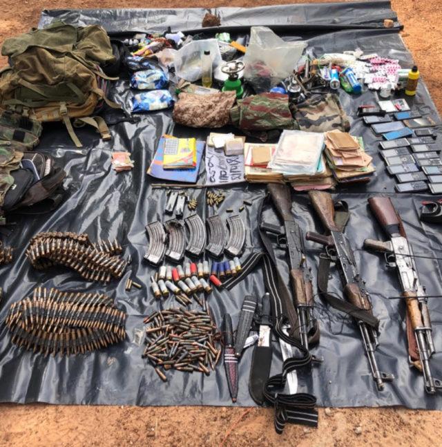 Burkina/sécurité: Plusieurs  dizaines de terroristes neutralisés à l'Est