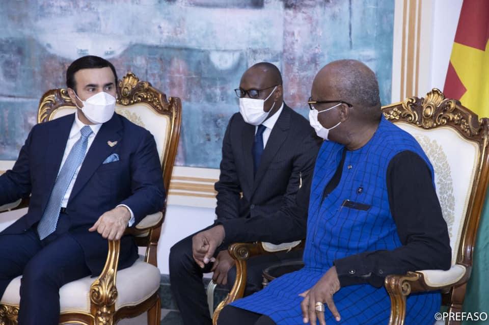 Lutte contre le terrorisme : les Emirats arabes unis s'engagent aux côtés du Burkina Faso
