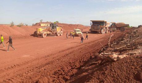 secteur minier/ bissa gold