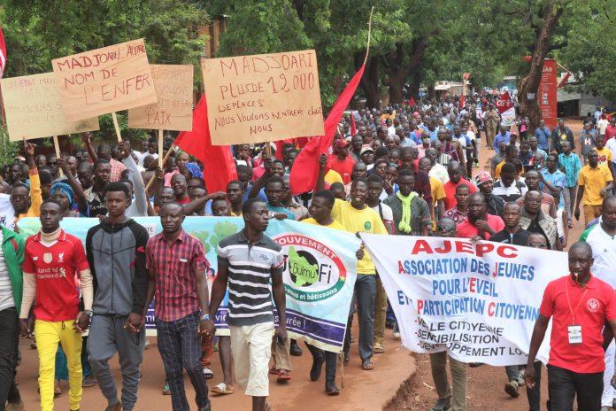 Marche du mouvement « U Gulmu fi » : le gouverneur explique pourquoi il n'as pas reçu les manifestants