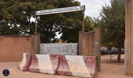 Police Nationale Ouagadougou
