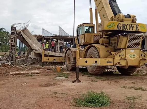 ANEB Suzy construction