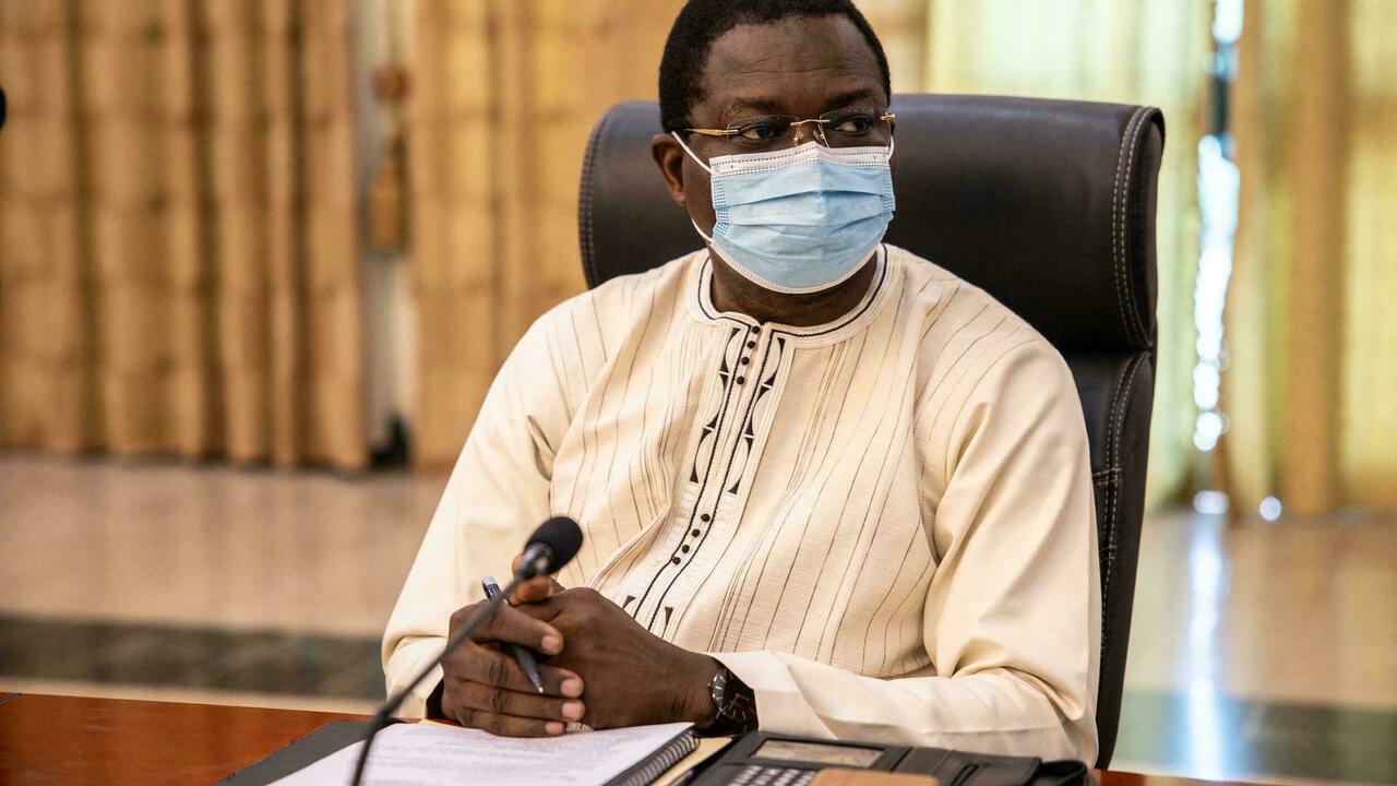 Burkina Faso: Le général Aimé Barthélémy Simporé nommé ministre de la Défense nationale