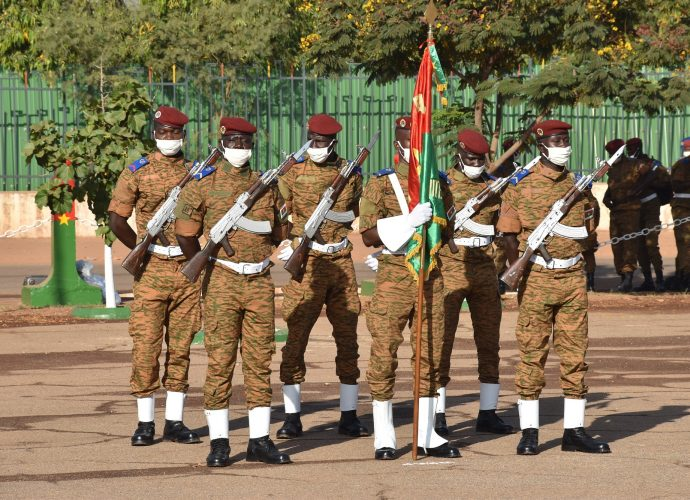 armée Burkina Faso