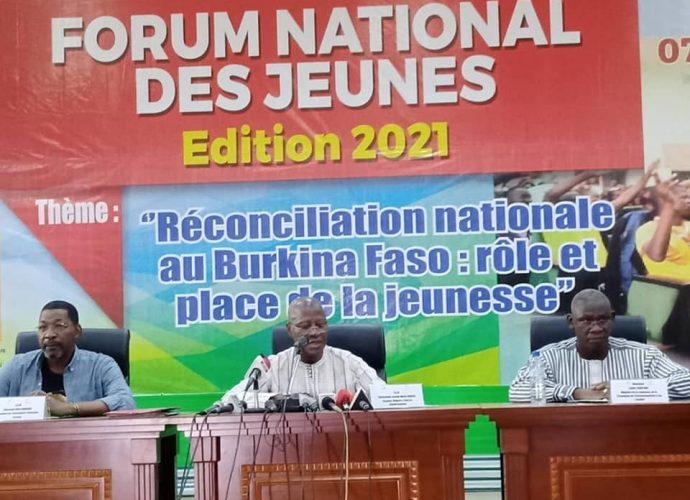 forum national des jeunes